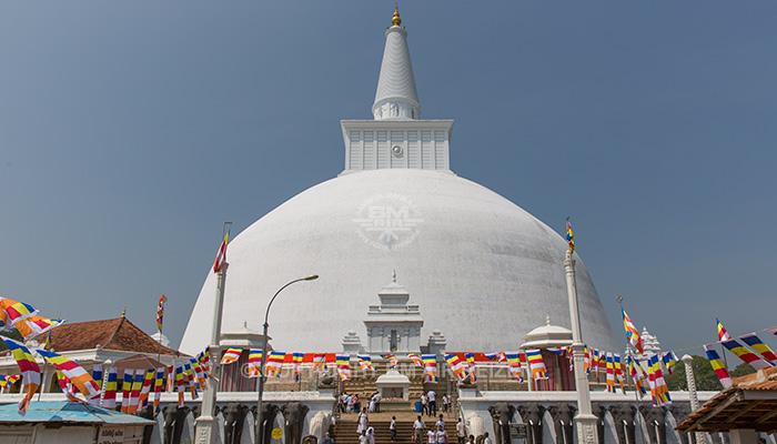 Anuradhapura - Ruwanweliseya