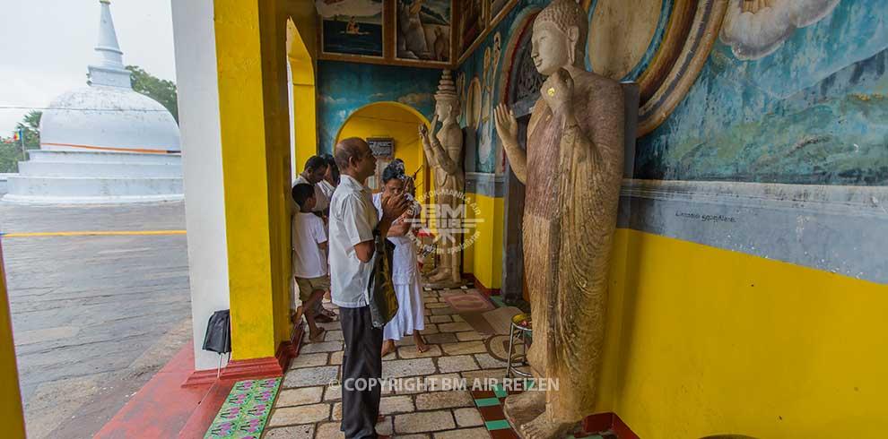 Anuradhapura - Tempel