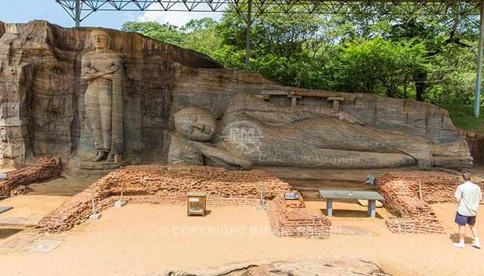 Polonnaruwa - Gal Vihara