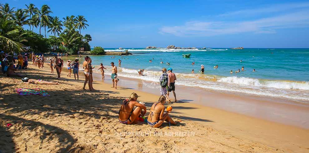 Strand - Sri Lanka