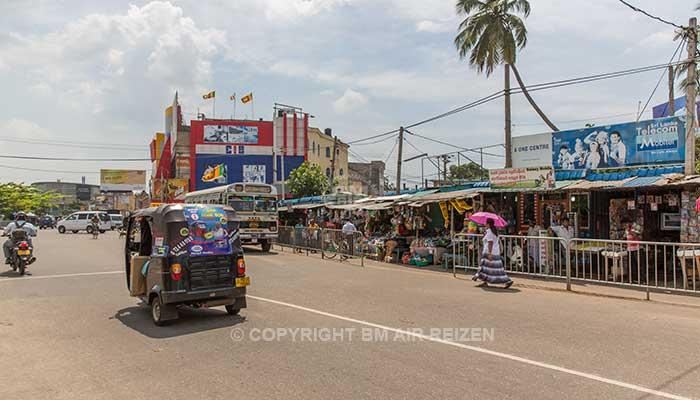 Negombo - Centrum