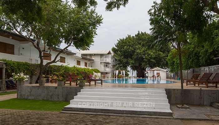 Trincomalee - Pigeon Island Beach Resort