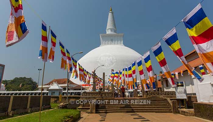Anuradhapura - Ruwanweli Maha Saya