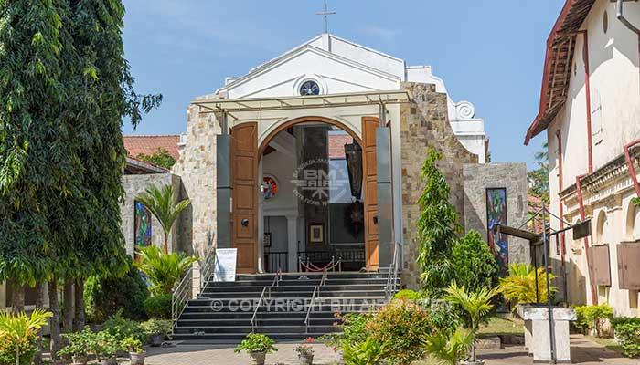 Negombo - St. Mary Church