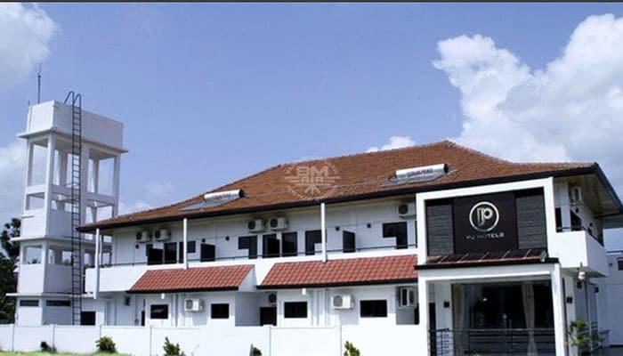 Jaffna - PJ Hotel