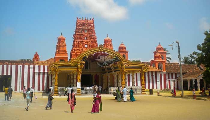 Jaffna - Nallur Kandaswamy Kovil
