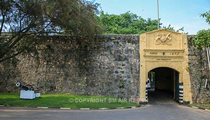 Jaffna - Fort Frederik