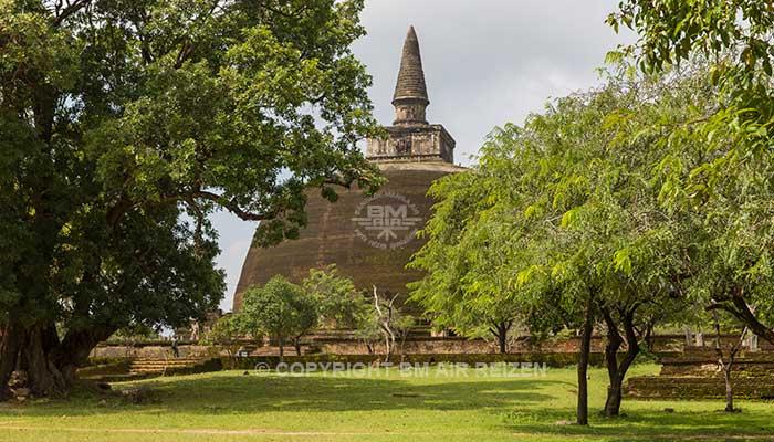 Polonnaruwa - Rankoth Vehara