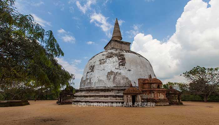 Polonnaruwa - Queen Subhadra