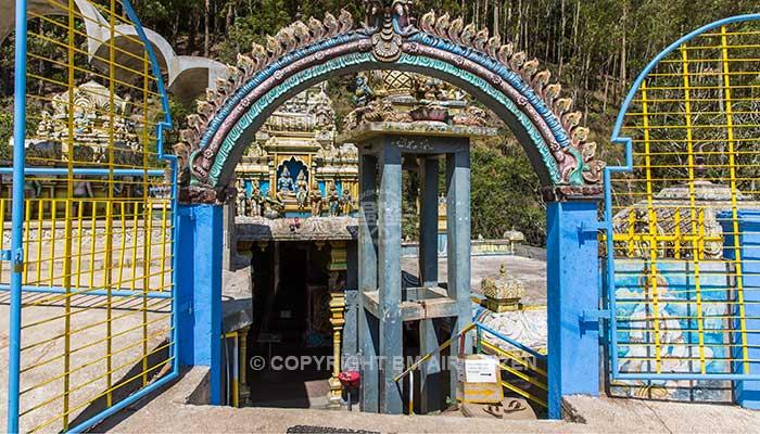 Nuwara Eliya - Sita Amman tempel