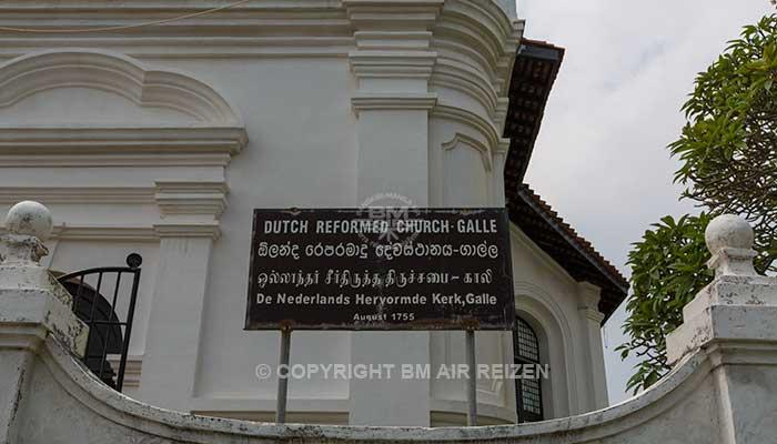 Galle - Dutch Reformed Church