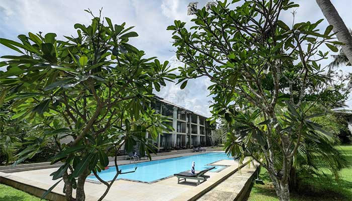 Sigiriya - Fresco Water Villa