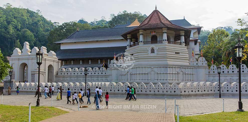 Tempel van de Tand - Kandy
