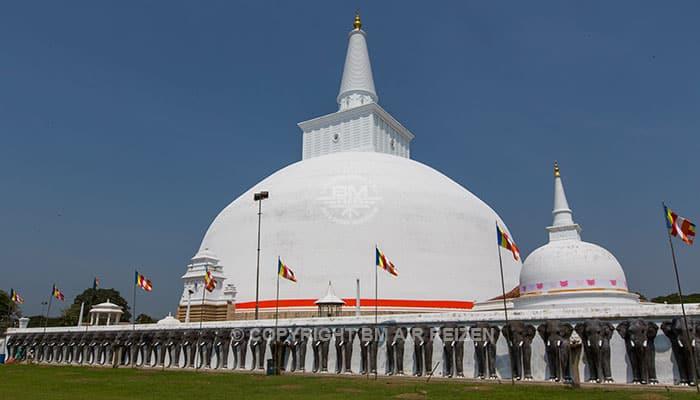 Anuradhapura - Rewanweli Maha Saya