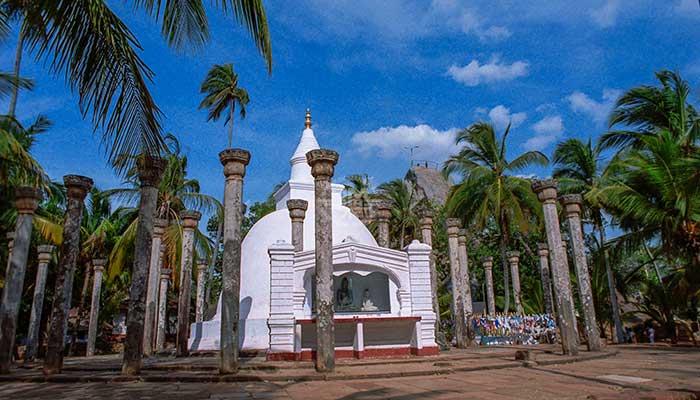 Mihintale Tempel
