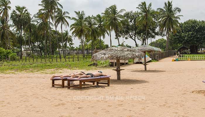 Trincomalee - Pigeon Island Resort