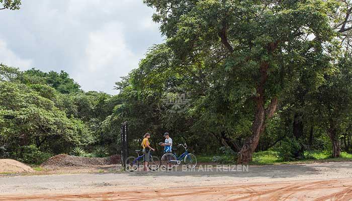 Polonnaruwa - fietstour