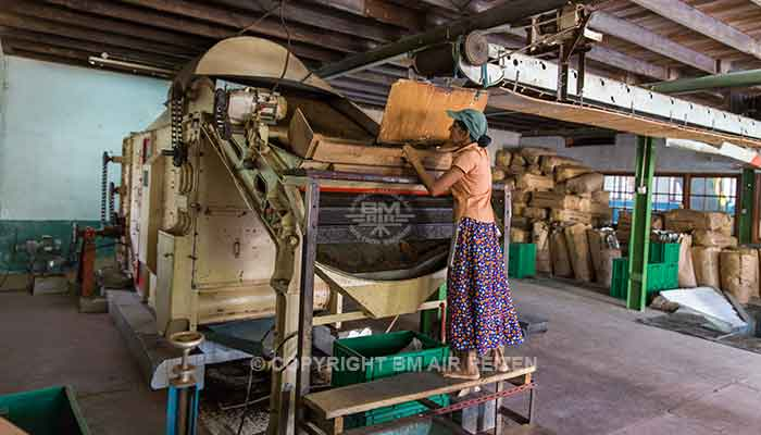 Nuwara Eliya - theefabriek
