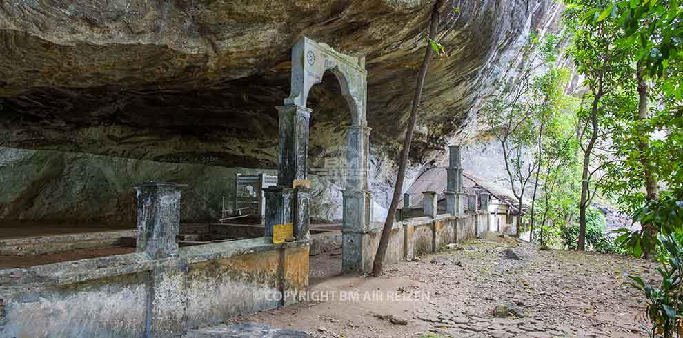 Kitulgala - Belilena grotten