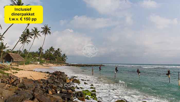 Rondreis Sri Lanka Best Deal - Paalvissers