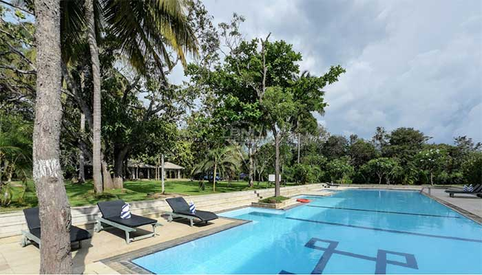 Rondreis Sri Lanka Best Deal - Fresco Water Villa in Sigiriya