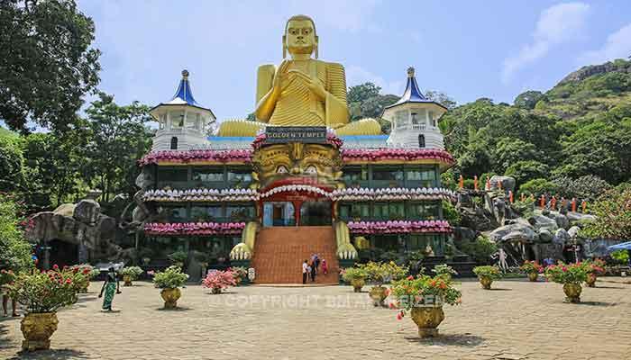 Rondreis Sri Lanka Best Deal - Rotstempel van Dambulla