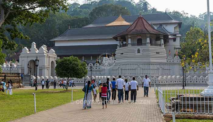 Rondreis Sri Lanka Best Deal - Tempel van de Tand in Kandy