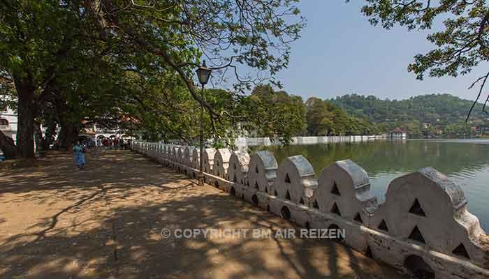 Rondreis Sri Lanka Best Deal - Upper Lake in Kandy