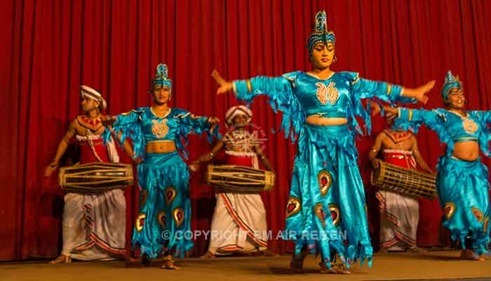 Rondreis Sri Lanka Best Deal - Kandy dansshow