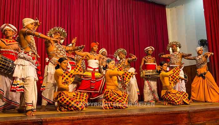 Rondreis Sri Lanka Best Deal - Culturele Dansshow in Kandy