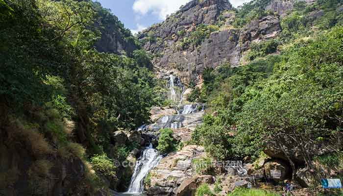 Rondreis Sri Lanka Best Deal - Rawana waterval