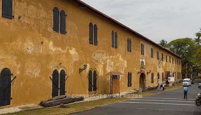 Rondreis Sri Lanka Best Deal - Dutch Fort in Galle