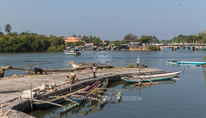Negombo - haven