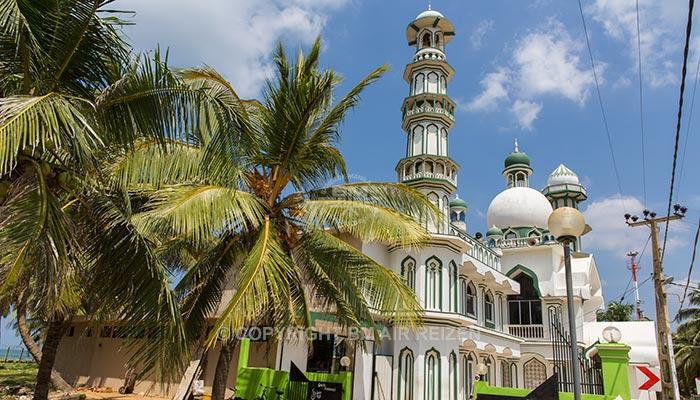 Negombo - moskee