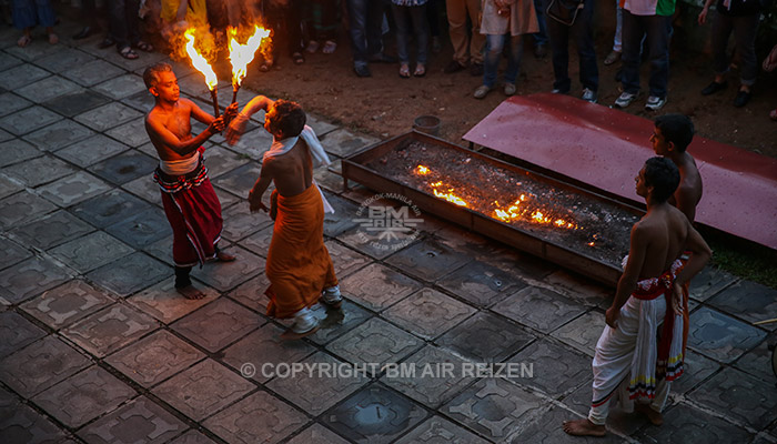 Kandy - Culturele Dansshow