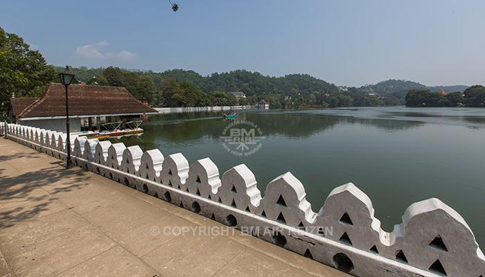 Kandy - Upper Lake