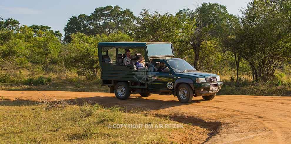 Yala National Park - Jeepsafari