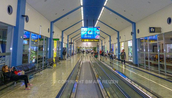 Colombo - vliegveld