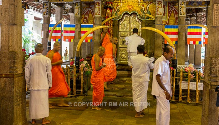 Kandy - Tempel van de Tand