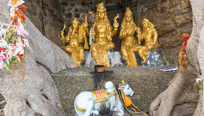 Trincomalee - Thirukoneswaram tempel