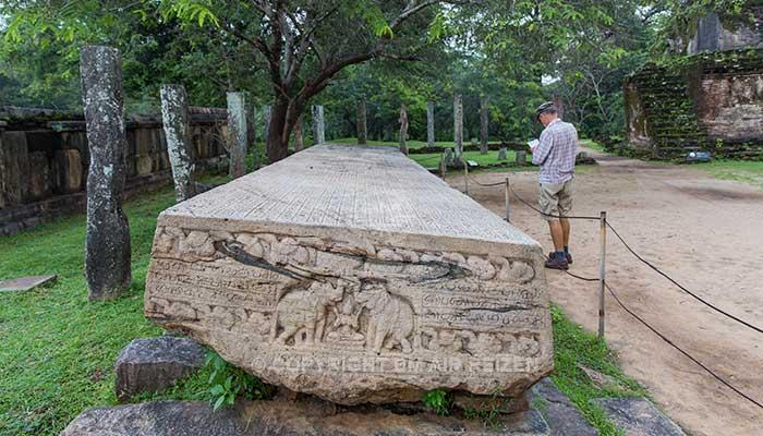 Polonnaruwa - Galpota