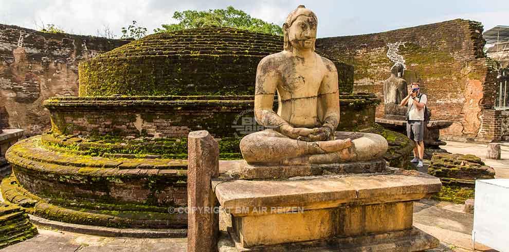 Boeddha - Polonnaruwa