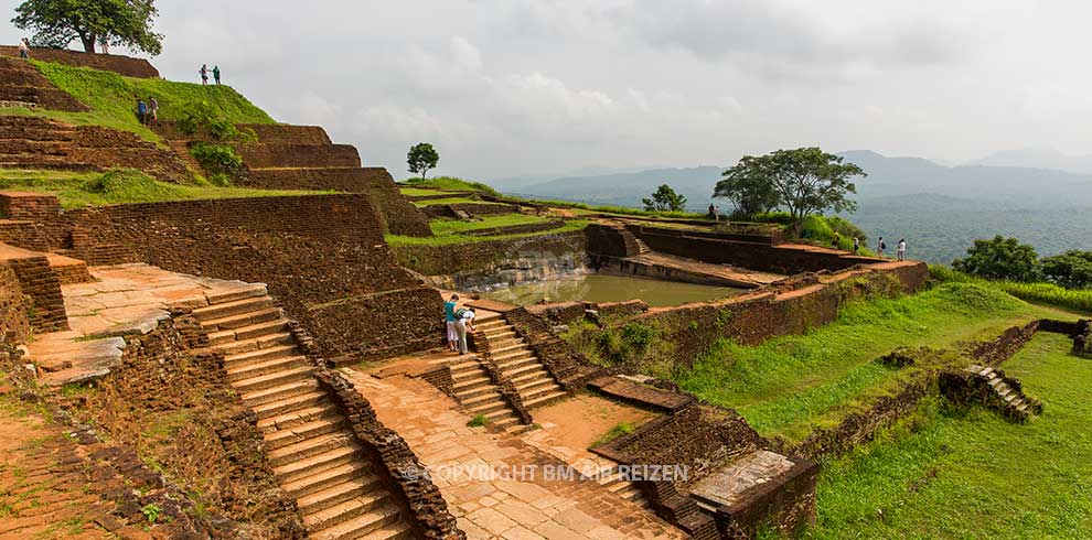 Sigiriya Rots - Citadel