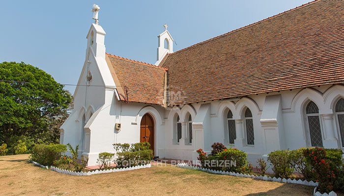 Negombo - St. Stephen's Church