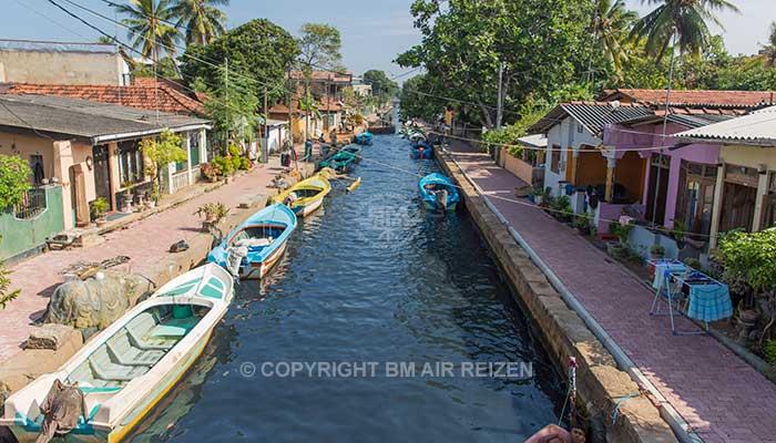 Negombo - Dutch Canal