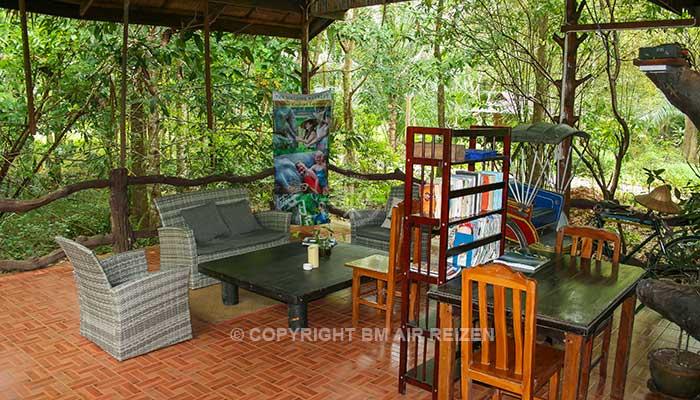 Khao Sok - Khao Sok Paradise Resort