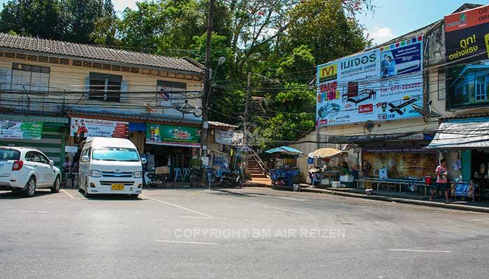 Surat Thani - treinstation