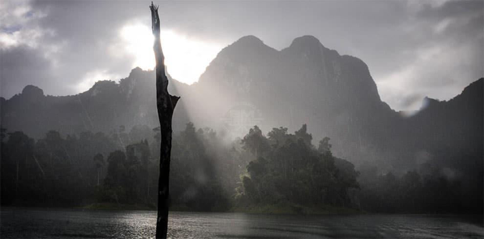 Khao Sok National Park - boottocht