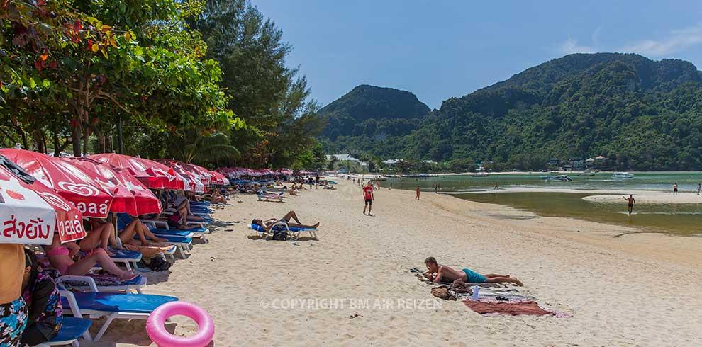 Koh Phi Phi - strand