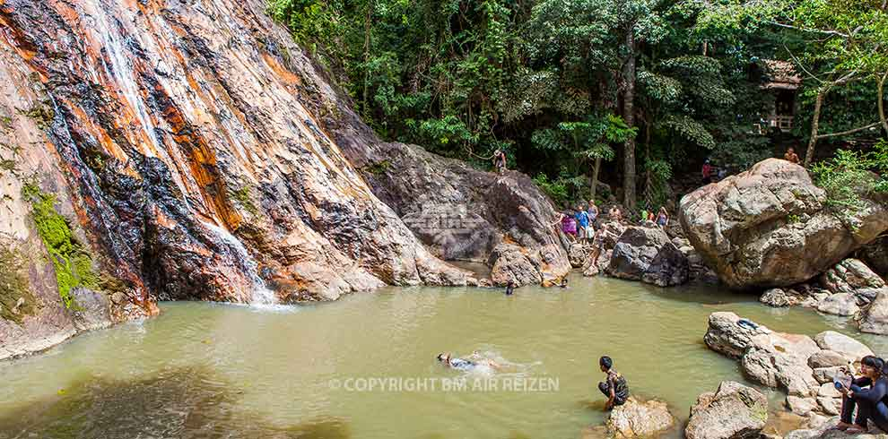Koh Samui - Na Muang waterval